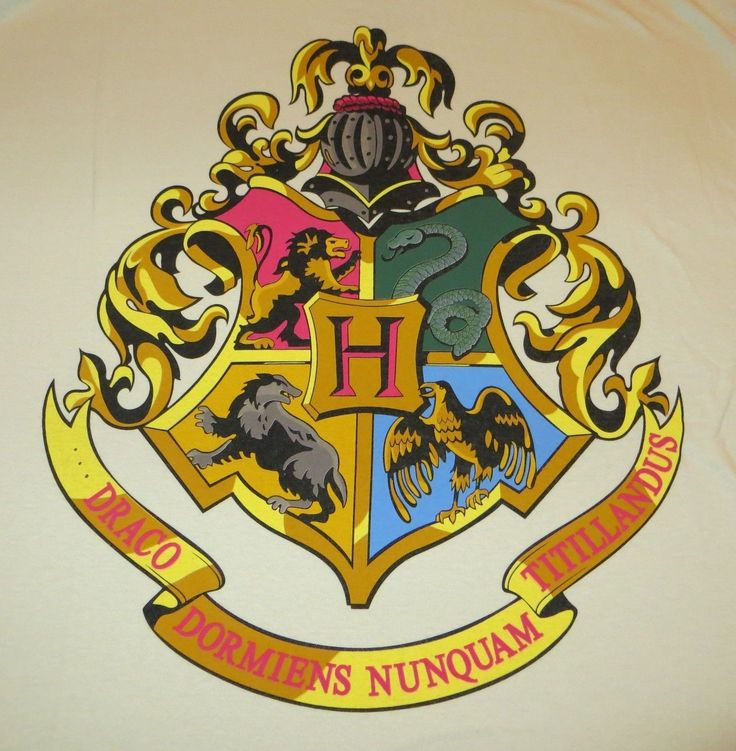 harry potter hogwarts coat of arms 2xl xxl t shirt new shirts produkte und m ntel. Black Bedroom Furniture Sets. Home Design Ideas