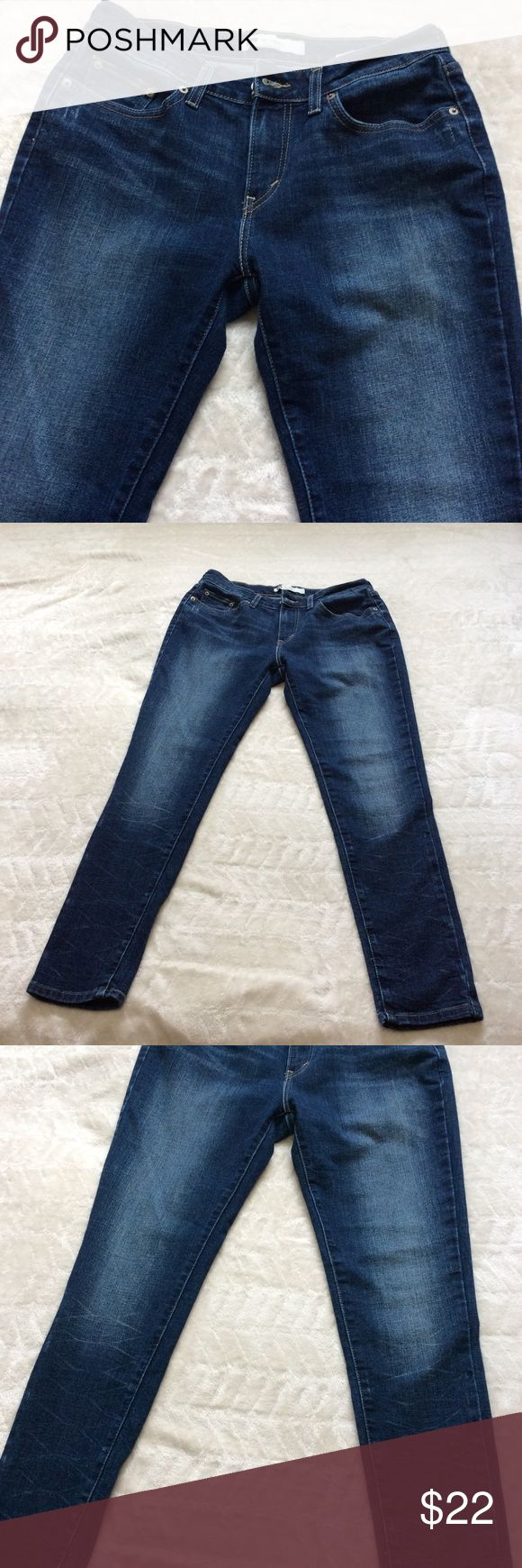 Practically Brand New Levis 535 Leggings Size 11 Levis 535 Leggins look practically brand new. These are in great shape. Size 11 Levi's Jeans Skinny