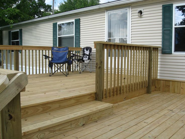 Two Tier Deck Idea For The Home Pinterest Ideas And