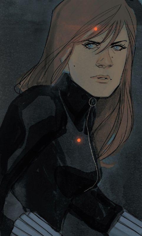 Black Widow - Phil Noto. Noto is incredible.