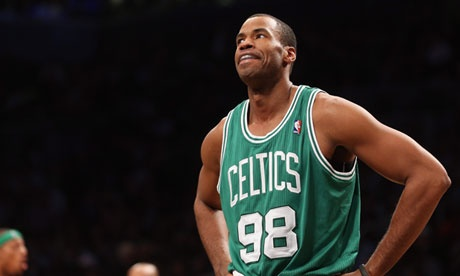 """If I had my way, someone else would have already done this. Nobody has, which is why Im raising my hand.""  Good on Jason Collins for challenging stereotypes and coming out - I hope his pride is an inspiration to others."