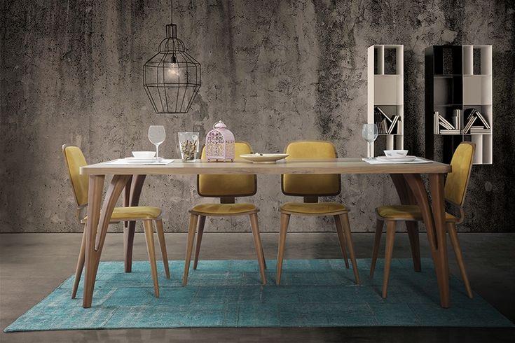 Evinize renk katacak şık mobilyaları bünyesinde barındıran Luxe Life mobilyanın 2018 yılında uygun fiyat avantajı ile satışa sunduğu Rio yemek odası estetik görüntüsünn yanında kullanışlı yapısı ile göze çarpıyor. Luxe Life Mobilya Rio Yemek Odası çekirdek konsept denilen konsol , yemek masası ve sandalyelerden oluşan yerli ceviz renkte tarz bir model. Konsol kapaklarında ve çekmecelerde stoplu ray ve menteşe kullanılmış , uzun çapraz destekli ahşap ayaklarla süslenmiş. Dışa doğru açılmış…