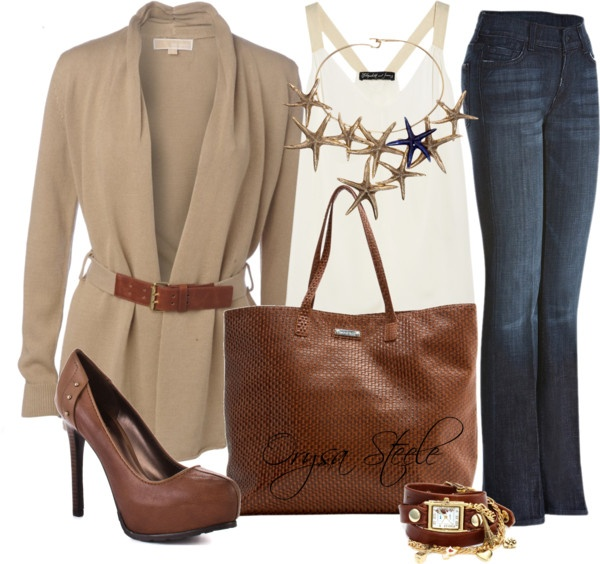 """""""Business Casual"""" by orysa on Polyvore"""
