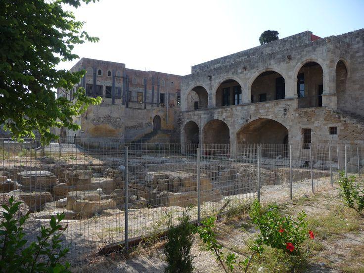 Rhodes. Old Town.