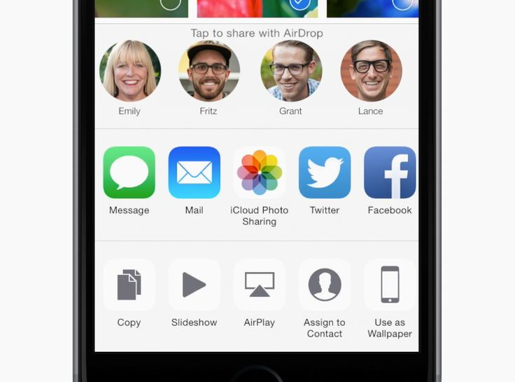 iOS Tip: Learn how to share photos, documents, and more with someone nearby. http://tips.apple.com/en-us/ios/iphone/tip5b473ce19