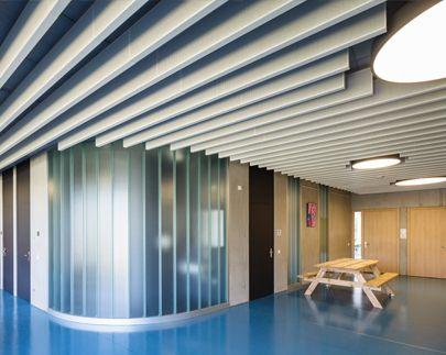 DURLUM - Polylam - Decke Licht Raum