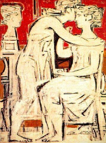 Yannis Moralis 1916-2009.