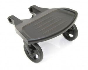 The Oyster 2 Ride O Board ramp - for when you, baby and your toddler need to make a quick getaway :) Get yours at www.babystylesa.co.za