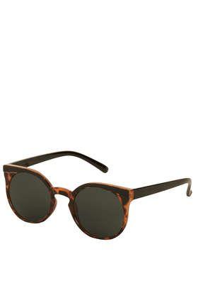 Lexi Round Sunglasses - Sunglasses  - Bags & Accessories