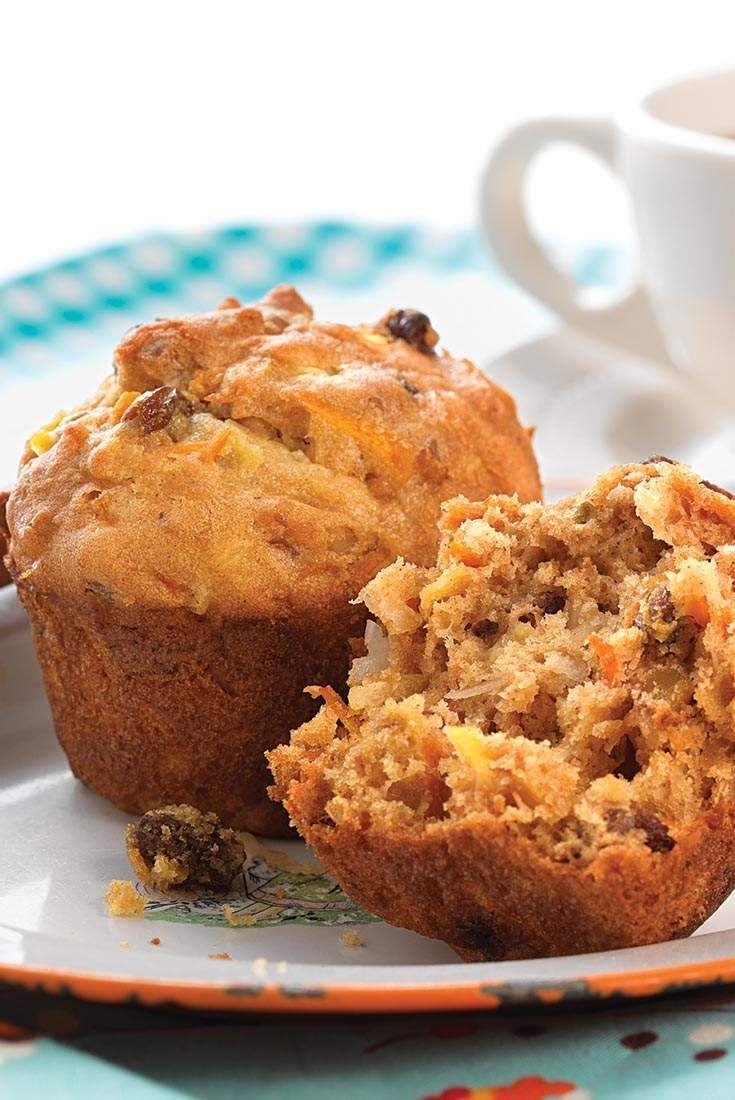 Gluten-Free Morning Glory Muffins Recipe