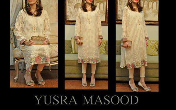 Latest Summer Dress Collection 2015 (5)