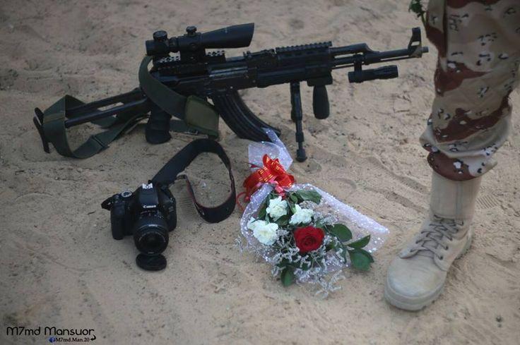 اعشقي فلسطيني فهو يعرف كيف يحميكي