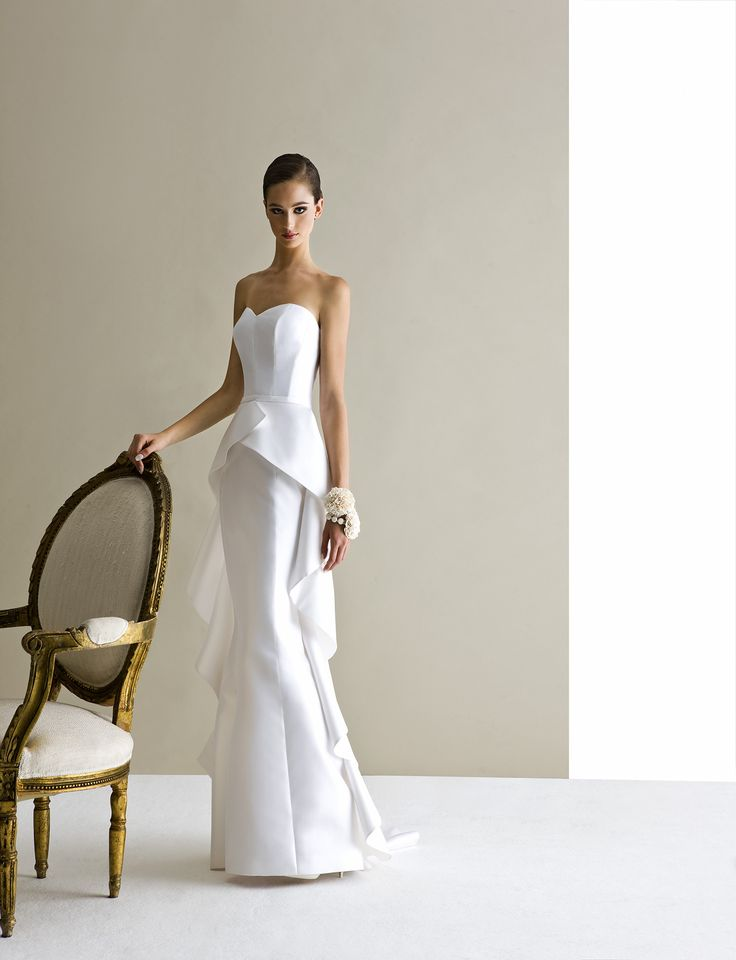 85 best antonio riva images on pinterest wedding frocks for Wedding dress boutiques chicago