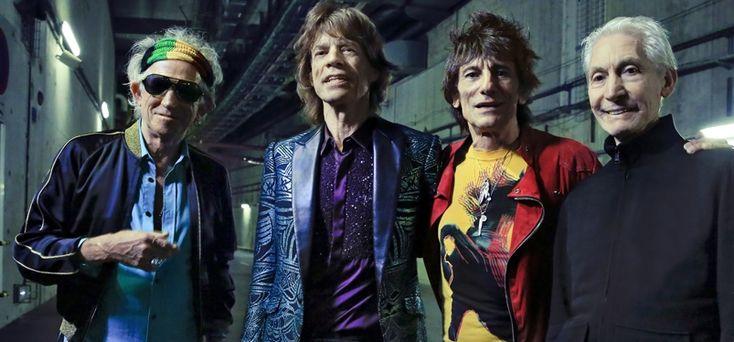 The Rolling Stones выпустят новый альбом - http://rockcult.ru/news/the-rolling-stones-working-on-new-album/