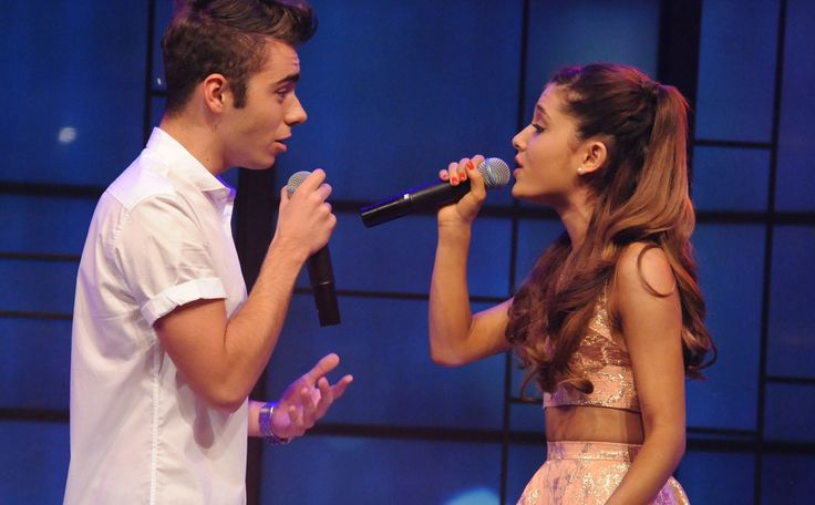 Nathan Sykes Talks About Ariana Grande Meeting His Parents! - J-14