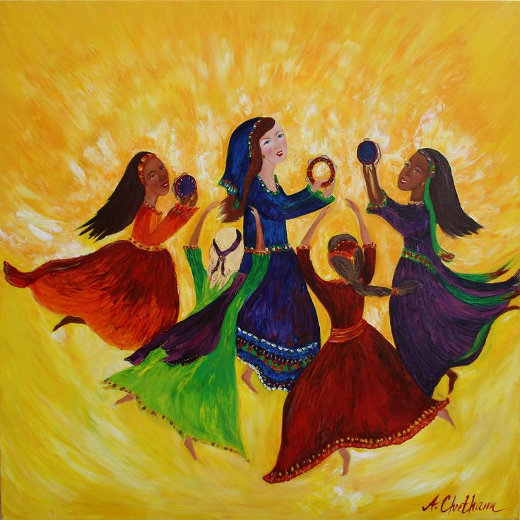 Good Mother Son Dance Songs: 13 Best Messianic Anointed Paintings By Angela Mae