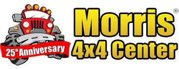 Jeep parts and accessories from Morris 4x4 Center