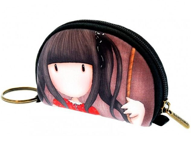 Monedero de Gorjuss Ruby #gorjuss #xtremonline #santoro #purse #monedero #gothic #gotico