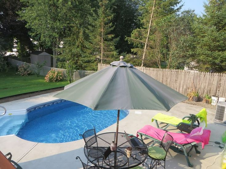 17 best images about radiant swimming pools on pinterest for Walk in inground pool