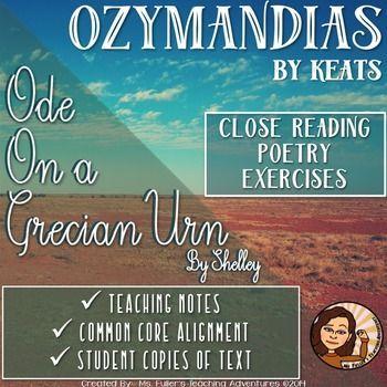 ode on a grecian urn analysis essay