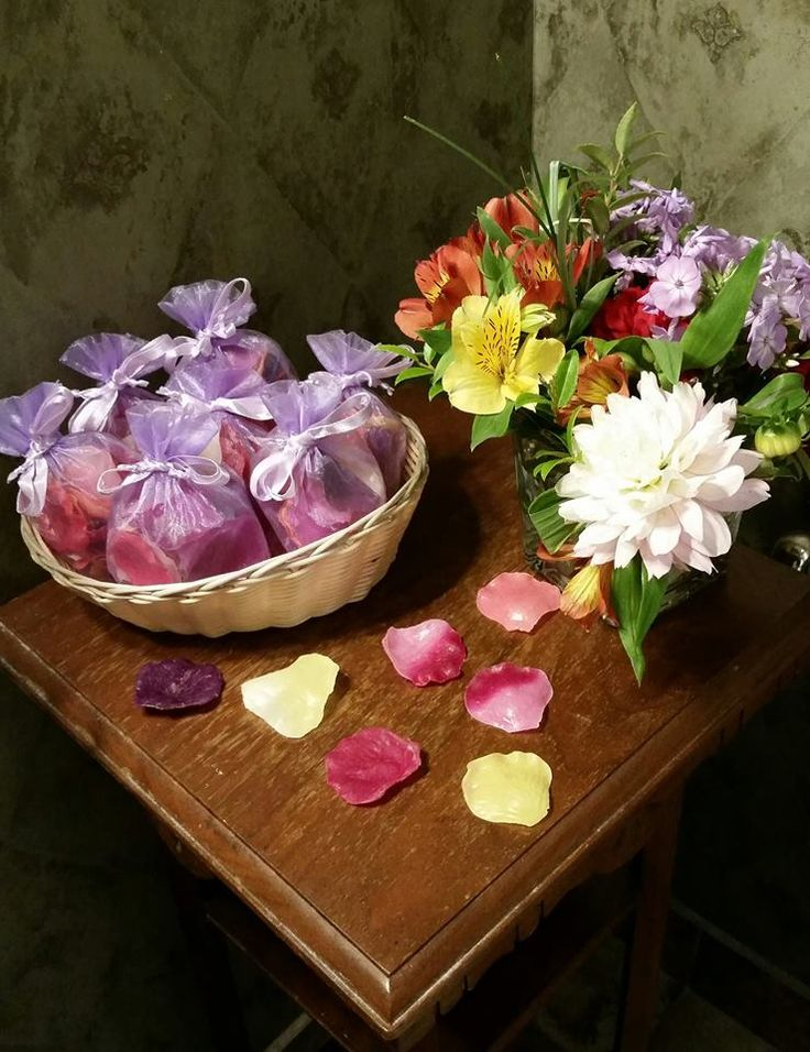These Petals Soft Soap Petals are beautiful, fragrant, and keep your hands clean and fresh!