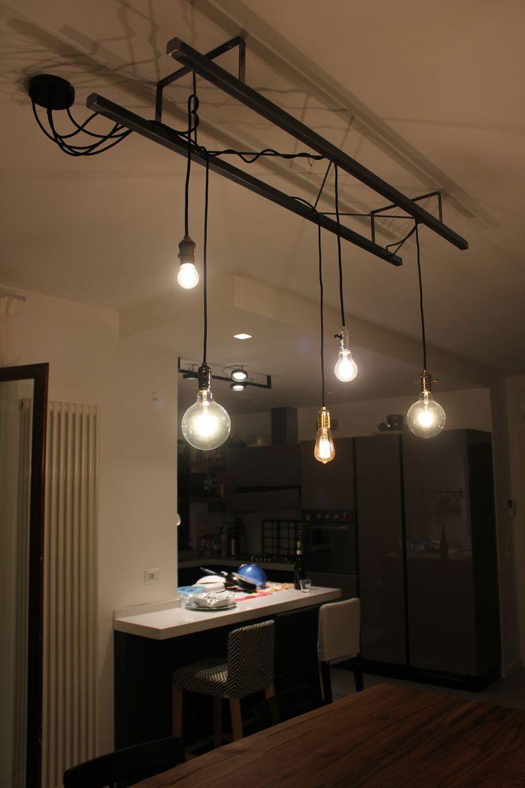 Oltre 1000 idee su lampada di corda su pinterest lampade - Pezzi di design ...