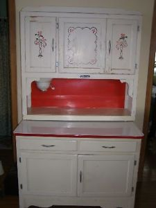 Superior Hoosier Style Cabinet   Marsh Cabinet Company Circa 1950