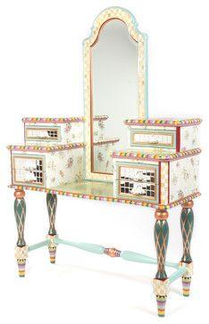 mackenzie childs furniture | ... MacKenzie-Childs - eclectic - furniture - other metro - by MacKenzie