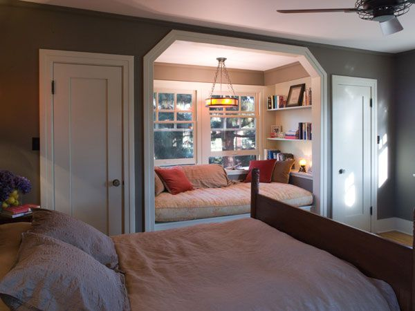 Bedroom Reading Nook Interior Design Ideas Pinterest