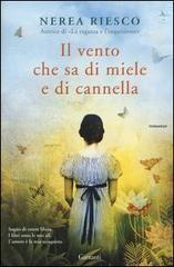 'Il vento che sa di miele e di cannella', Nerea Riesco