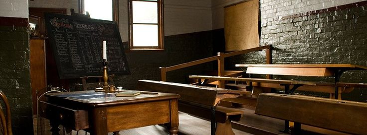 Schoolhouse Museum of Public Education - North Ryde, NSW