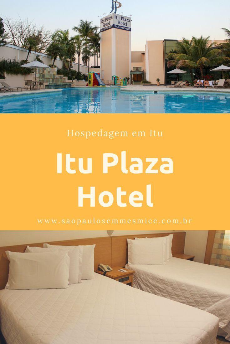O Itu Plaza Hotel é uma ótima opção de hospedagem na cidade de Itu, a cidade é perfeita para uma viagem de final de semana saindo da capital de São Paulo.