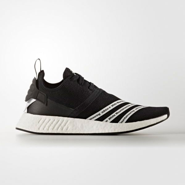 White Mountaineering NMD R2 Primeknit