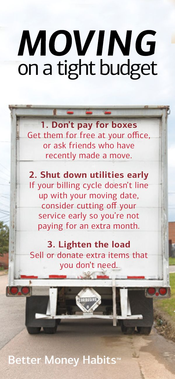 best 20 budget moving truck ideas on pinterest sell house getting ready to move and moving. Black Bedroom Furniture Sets. Home Design Ideas