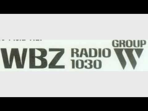 WBZ 1030 Boston - Larry Glick - June 1975