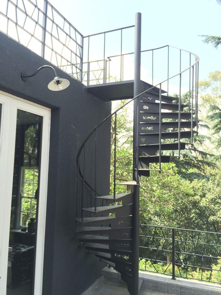 Steel spiral