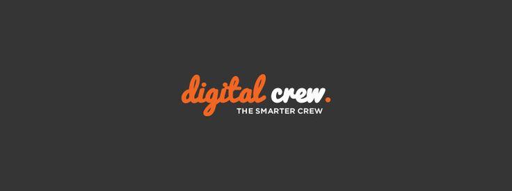 Digital Crew - logo concept