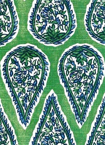 Anya Kelly - Paisley Fabric
