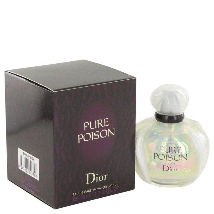Pure Poison Eau De Parfum Spray 1.7 Oz