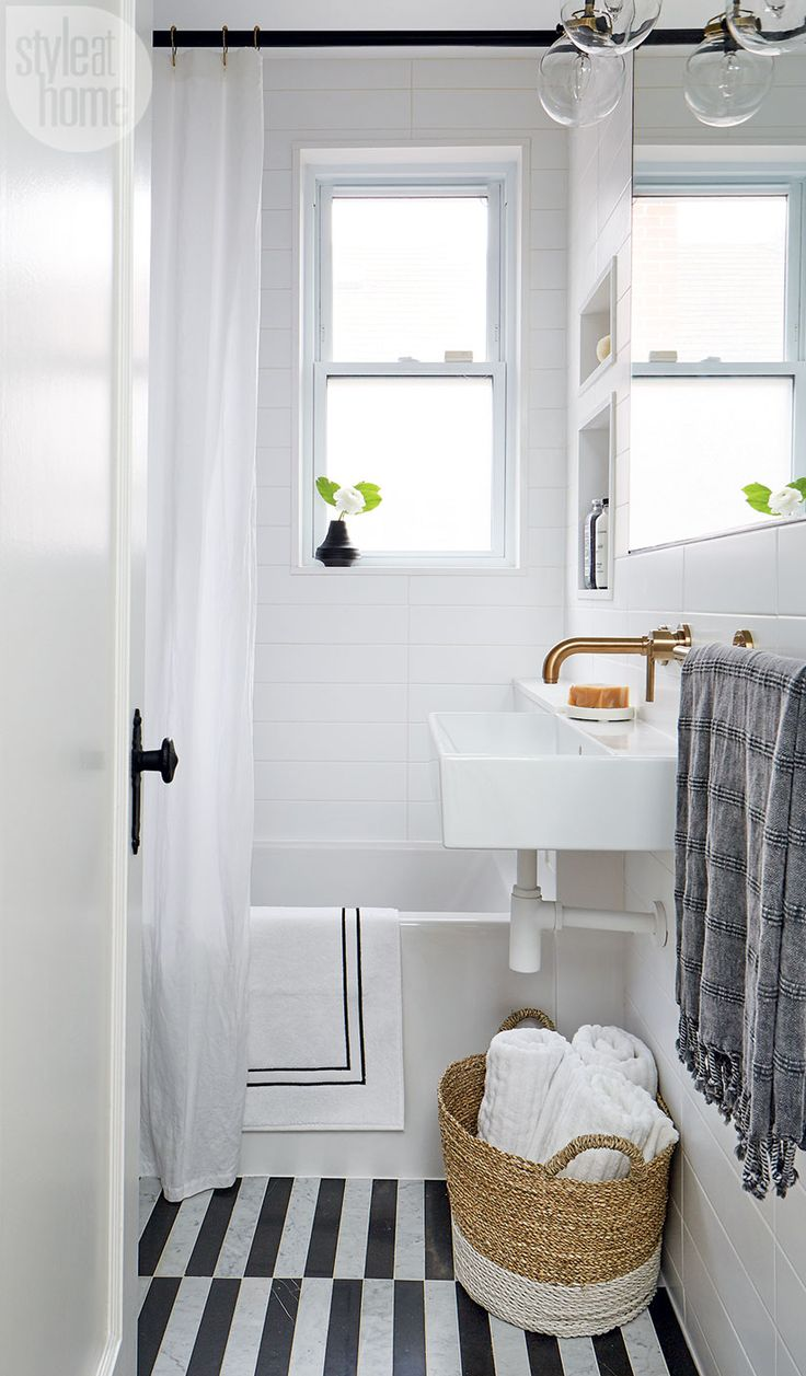 419 best floors images on pinterest bathroom ideas hallways and a city home with a natural composition that pays homage to the outdoors