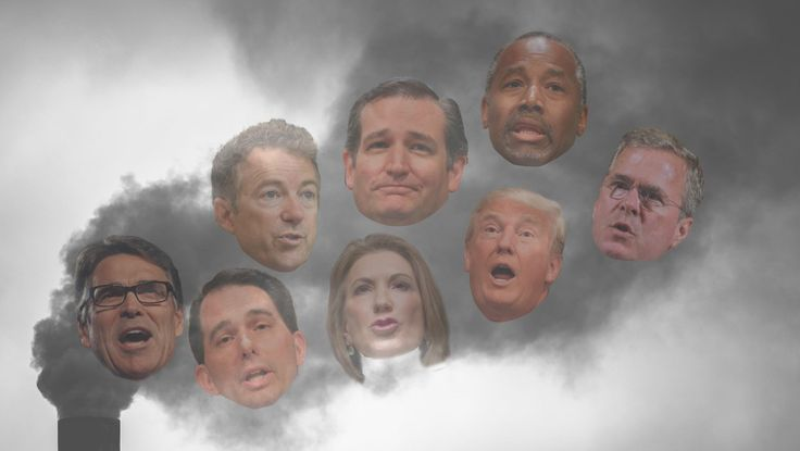 The Most (And Least) Extreme Republican Presidential Candidates On Climate Change | ThinkProgress