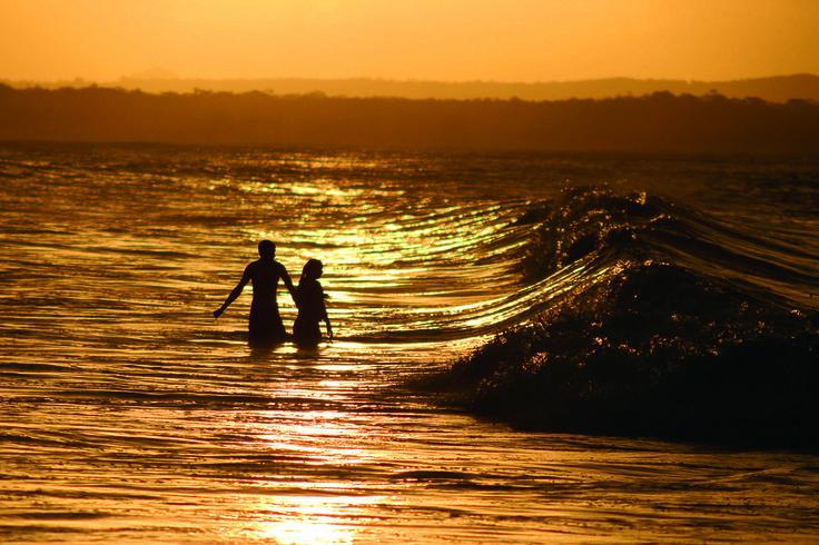 RoyalAuto, April16, 2016. Plan a romantic retreat in Noosa. #Noosa #Queensland #Romance #RACVNoosaResort #NoosaBeach #Sunset #Beach