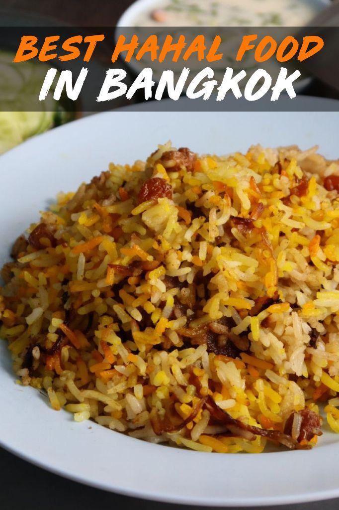 Halal Food In Bangkok Halal Recipes Halal Food In Bangkok Food