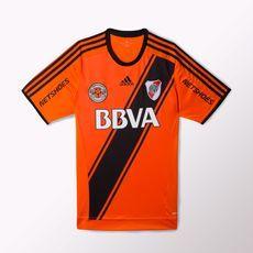 adidas - Camiseta Naranja River Plate Edición Especial