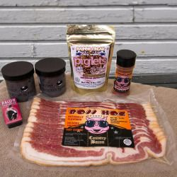 Bacon Up Your Skillet 6-piece Bundle and Gift Basket