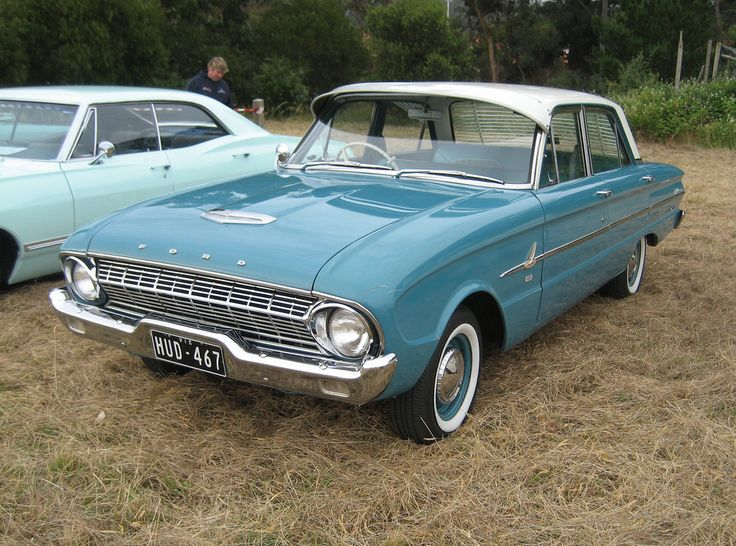 1963 Australian Ford XL Falcon
