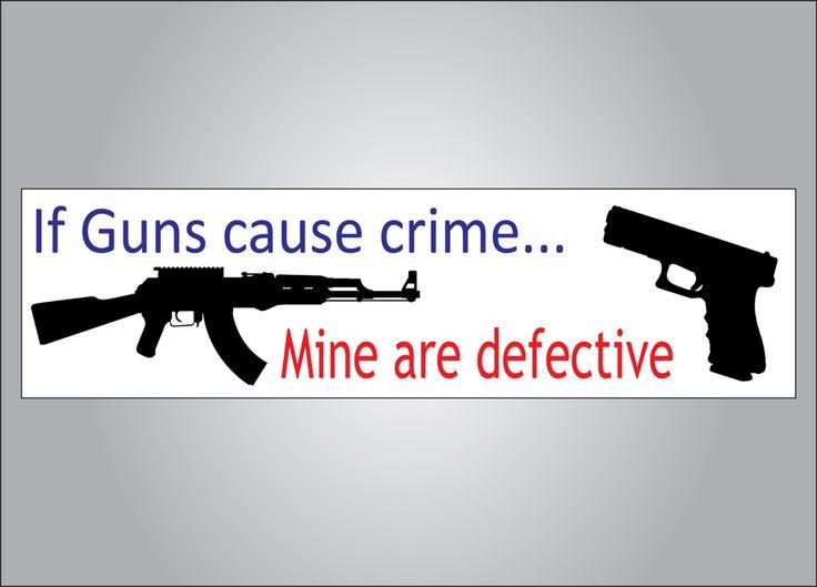Best Sticker Images On Pinterest Guns Stickers And Bumper - Custom gun barrel stickersgun decals shotgun barrel sticker shooting ammo decal