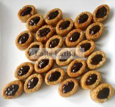 Gâteaux aux flocons d'avoine   Les secrets de cuisine par Lalla Latifa