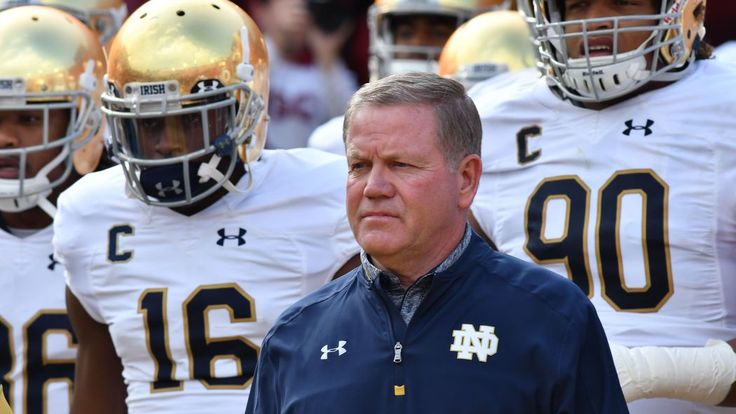 Notre Dame Football: Brian Kelly Reportedly Wants Out at Notre Dame