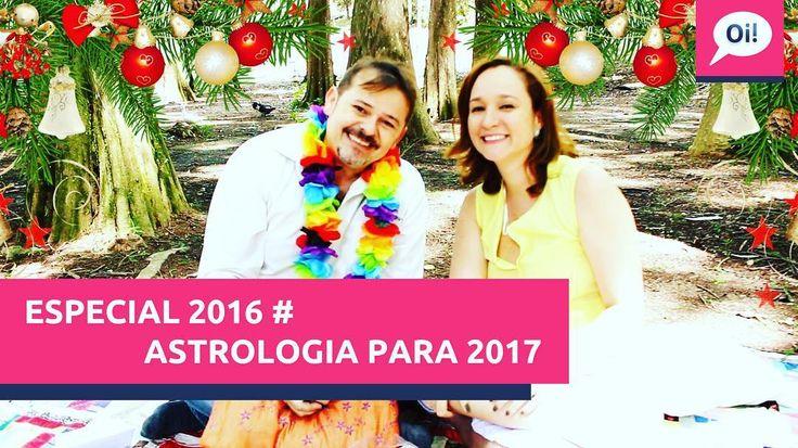 Um papo mara sobre astrologia e previsões oara 2017 com a @elizabeth3545 (link clicável na bio) #youtubersbrasil #youtuber #video